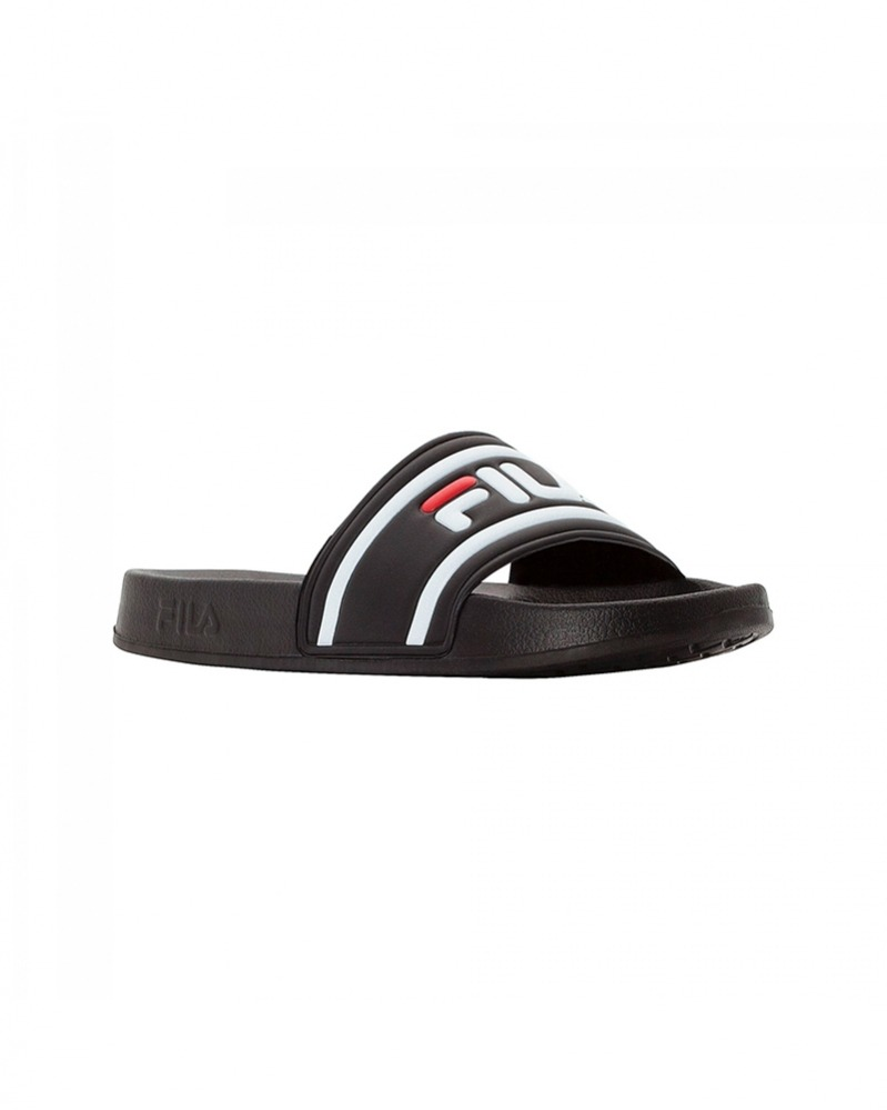 Chanclas Fila Black